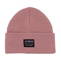 Шапка Jethwear Crew, розовый
