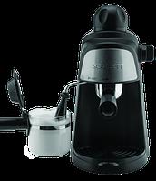 Кофеварка рожковая Scarlett SC-037 черный