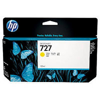 Картридж HP №727 (B3P21A) Yellow ORIGINAL для HP Designjet T920/T1500/T2500 ePrinter series, 130ml