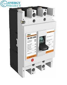 Автоматический выключатель ВА 302 3П 80А Dekfaft