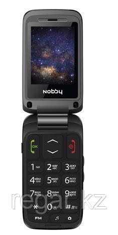 Мобильный телефон Nobby 240C черный