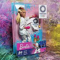 Barbie Олимпийская спортсменка Барби-Каратистка GJL74