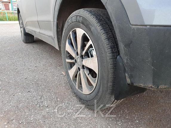 Брызговики для Hyundai Creta (2016-н.в.) задние (пара), фото 2