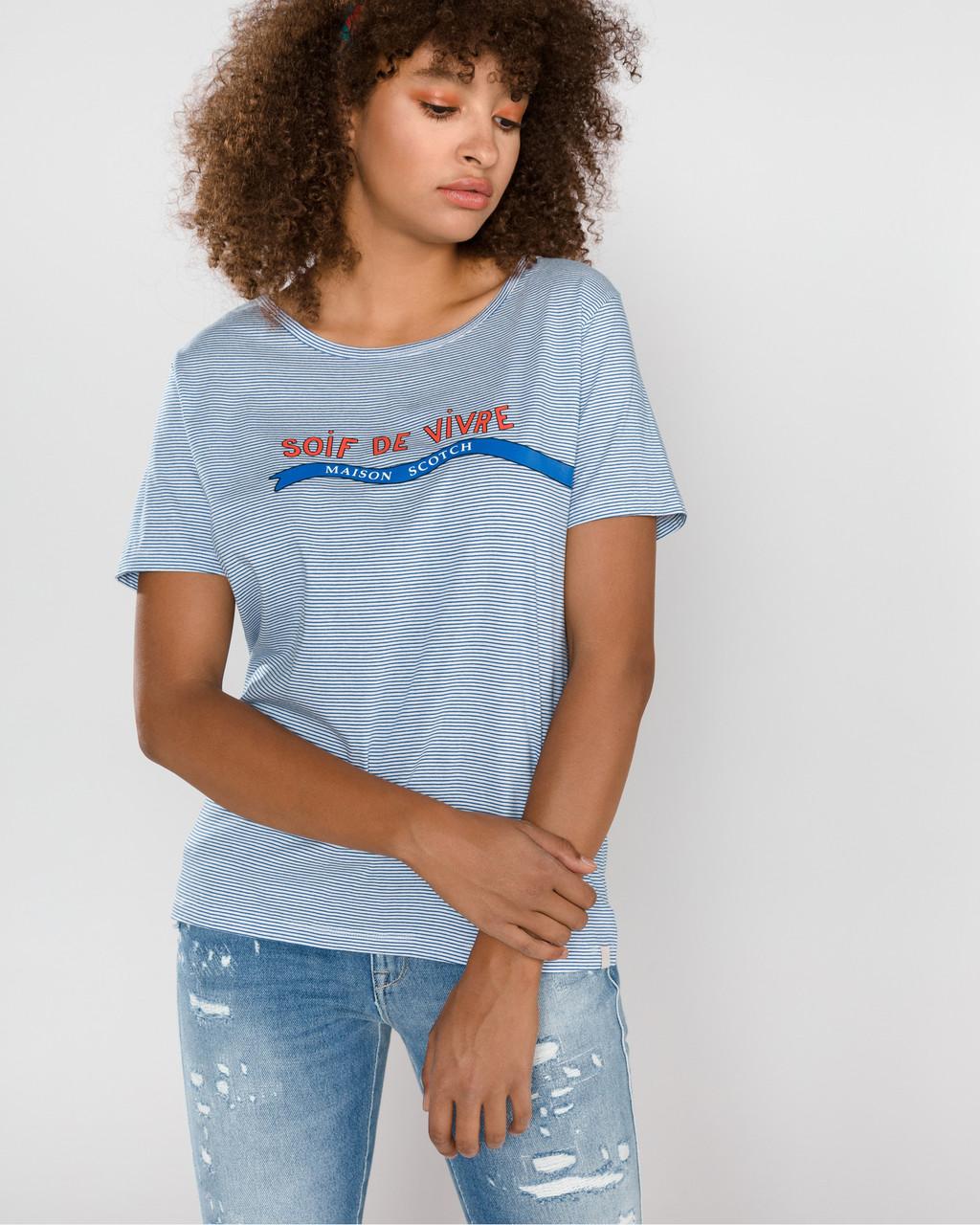 Scotch Soda Женская футболка-Т1