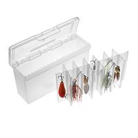 Коробка для рыболовных снастей SCATOLA SPINNING CON DIV. TRASP (190)