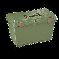 Кейс GREEN TOBACCO (515 x 287 x H 338 mm)