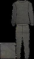 Термобельё junior AVI-Outdoor NordKapp Matti (128-140, Серый)