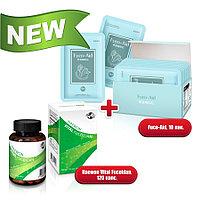 Комплект «Экстренная помощь» - «Fuco-Aid» 10 пакетиков + «Haewon Vital» 120 капсул