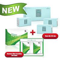 Комплект «Семейный антивирусный» - «Fuco-Aid» 30 пакетиков + «Haewon Vital» 240 капсул