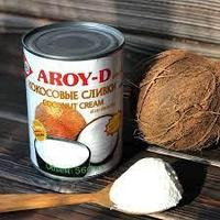Кокосовые Сливки AROY-D 500 мл.