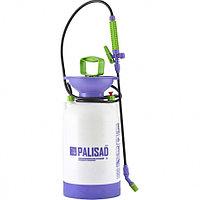 Опрыскиватель ручной усиленный с горловиной насосом шлангом разбрызгивателем 7 л Palisad 64747 (002)