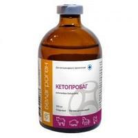 Кетопробаг 100мл, (кетопрофен, айнил)