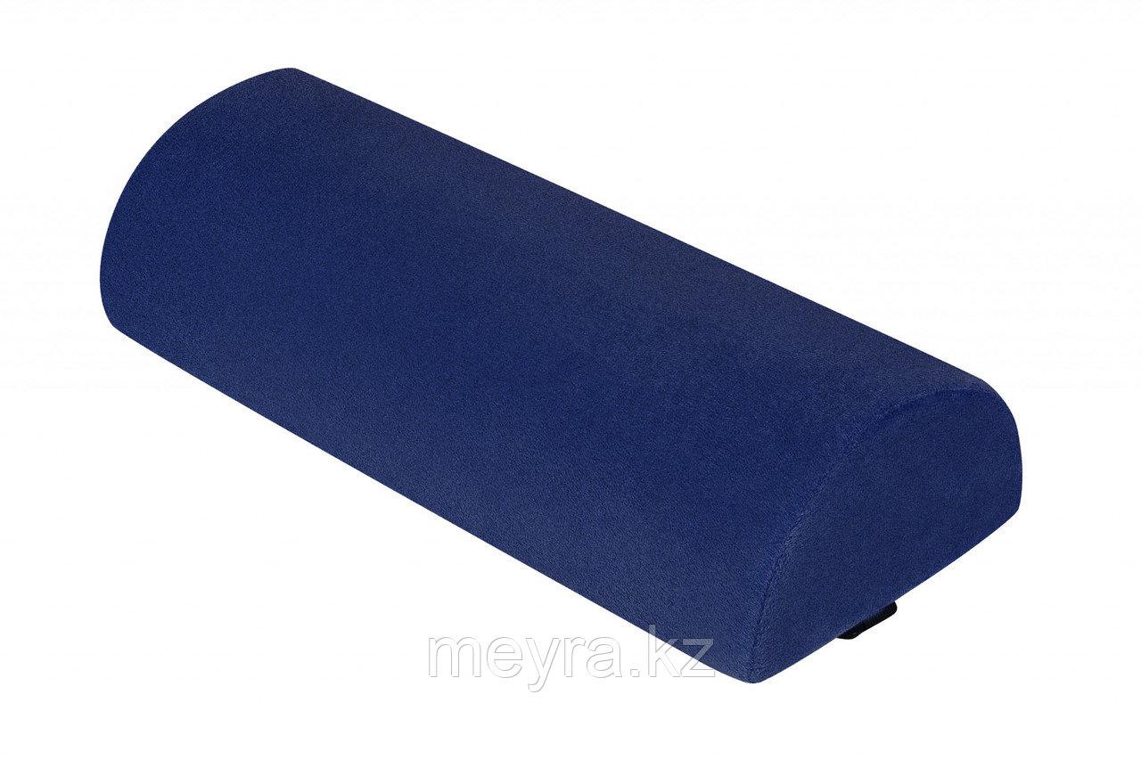 Подушка ортопедическая под голову, шею, спину, ноги Qmed (Польша), модель LUMBAR HALF ROLL
