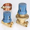 Автоматический регулятор перепада давлений в комплекте с запорно-регулировочным клапаном, фото 2