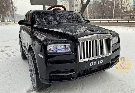 Электромобиль детский Rolls Royce Cullinan