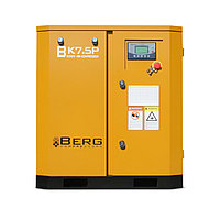 Винтовой компрессор Berg ВК-7,5Р