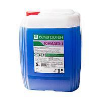 Юнидез-1 5л кан. (ГАН) дидецилдиметиламмония хлорид, глиоксаль