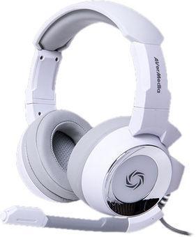 Игровые наушники AverMedia SonicWave GH335 White