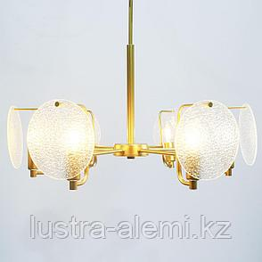 Люстра Hi-Tech LSN 5123/6 Light Gold E14*6 H=614*516, фото 2