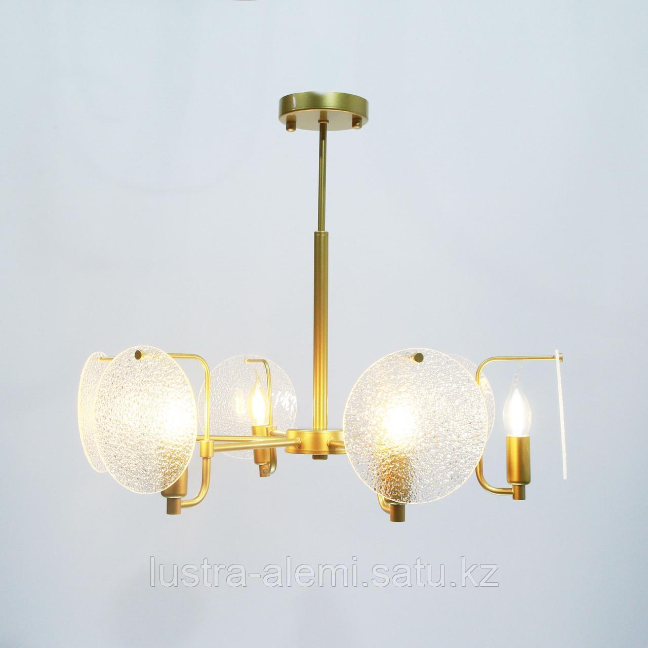 Люстра Hi-Tech LSN 5123/6 Light Gold E14*6 H=614*516