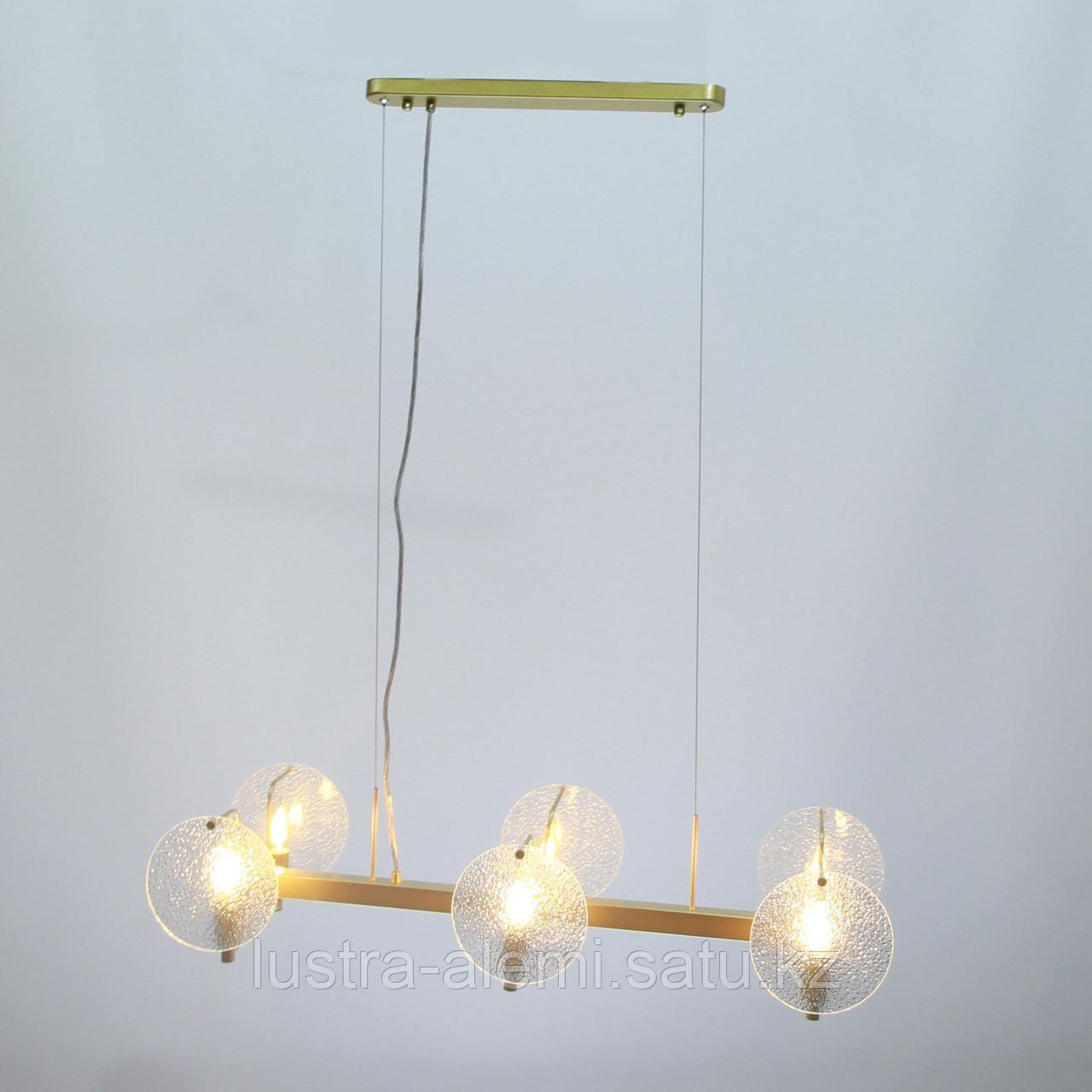 Люстра Hi-Tech LSN 5123/6 S-R Light Gold E14*6 H=860*344*204