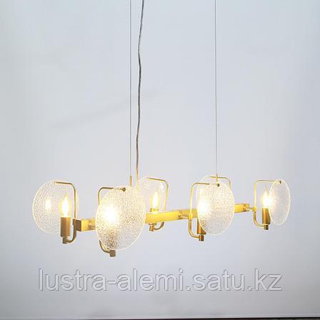 Люстра Hi-Tech LSN 5123/6 S-R Light Gold E14*6 H=860*344*204, фото 2