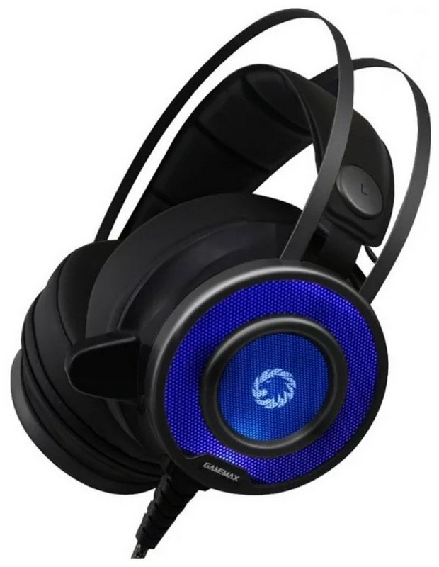 Наушники+ микрофон игровые GameMax G200 Headset