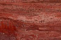 Травертин Красный