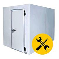 Ремонт сервисного промышленного холодильного оборудования