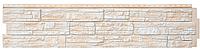 """Панель фасадная  """"ЯФАСАД"""" Скала Слоновая кость 306x1487 мм Grand Line, фото 1"""