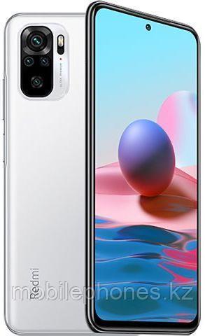 Смартфон Xiaomi Redmi Note 10 64Gb Белый