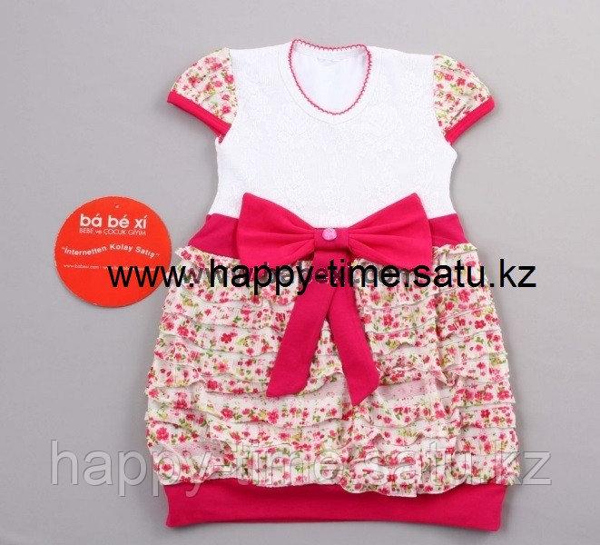 Детское платье - фото 1