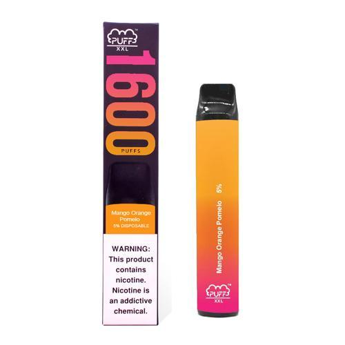 Puff Bar XXL 1600 Puff Bar XXL 1600 Манго Апельсин Помело/ Mango Orange Pamelo