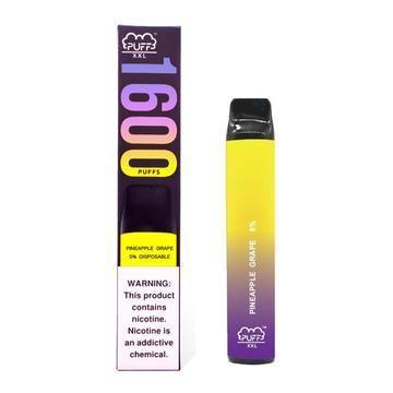 PUFF XXL 1600 Ананас Виноград / Pineapple Grape