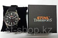 Часы наручные Stihl Timbersports (04645850040) сталь, водонепроницаемые, фото 3