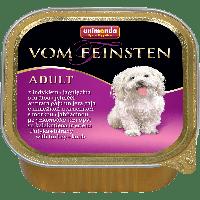 Консервы Vom Feinsten Adult с индейкой и ягненком для взрослых собак-150гр.