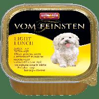 Консервы VOM FEINSTEN LIGHT LUNCH облегченное меню с индейкой и сыром-150гр.