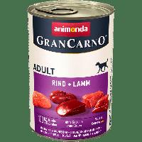 Консервы Grand Carno Original Adult с говядиной и ягненком -400гр.