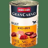 Консервы Grand Carno Original Adult с говядиной и индейкой -400гр.