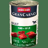 Консервы Grand Carno Original Adult с говядиной и дичью-400гр.