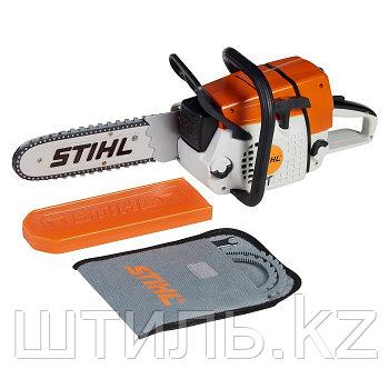 Цепная пила игрушечная Stihl Chainsaw на батарейках