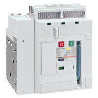 Выключатель нагрузки DMX³-I 2500 - фиксированное исполнение - 3П - 1250 A
