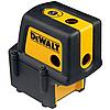Самовыравнивающийся лазерный отвес DeWALT DW084K