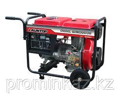 Дизельный генератор LDG5000CLE-3, 4,2кВт, 380В