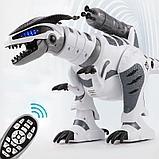 Интерактивный робот динозавр на пульте управления К9 le neng, фото 7