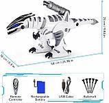 Интерактивный робот динозавр на пульте управления К9 le neng, фото 2