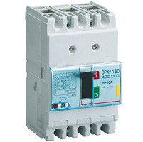 Автоматический выключатель DPX³ 160 - термомагнитный расцепитель - 16 кА - 400 В~ - 3П - 16 А