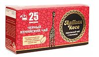 Чай черный в пакетиках «Алтын-Кесе» (25 пак)