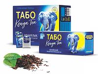 Чай гранулированый черный Табо в пакетиках (25 пак)