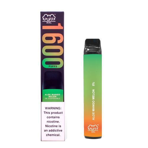 Puff Bar XXL 1600 Алоэ Виноград / Aloe Grape